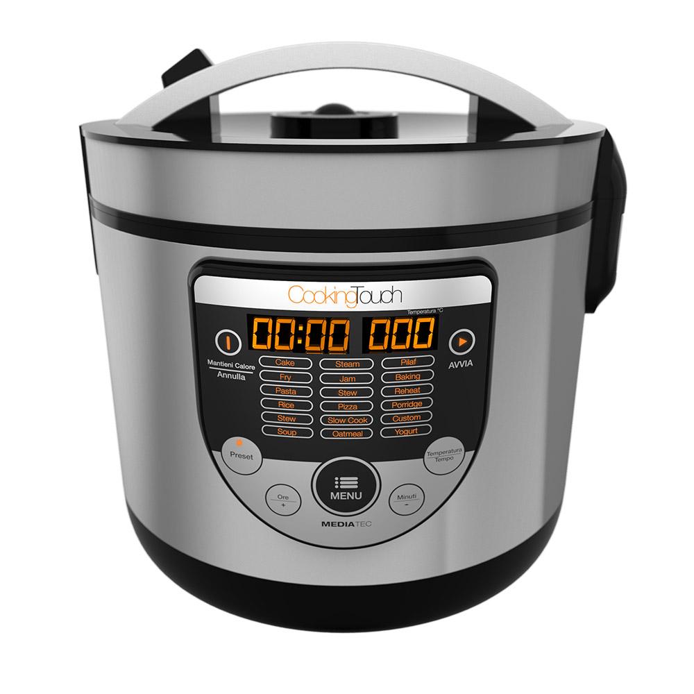 Mediatec Robot da Cucina CookingTouch CT-01